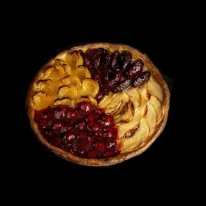 Tarte 4 fruits